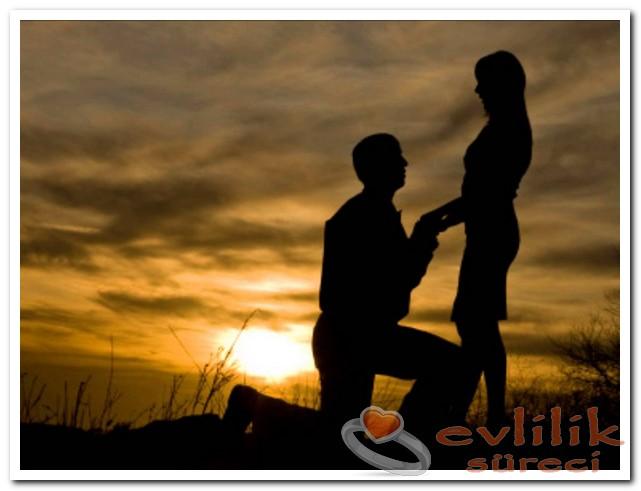 Evlenme Teklif Önerileri