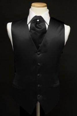 Çok Şık Siyah Fular Modeli