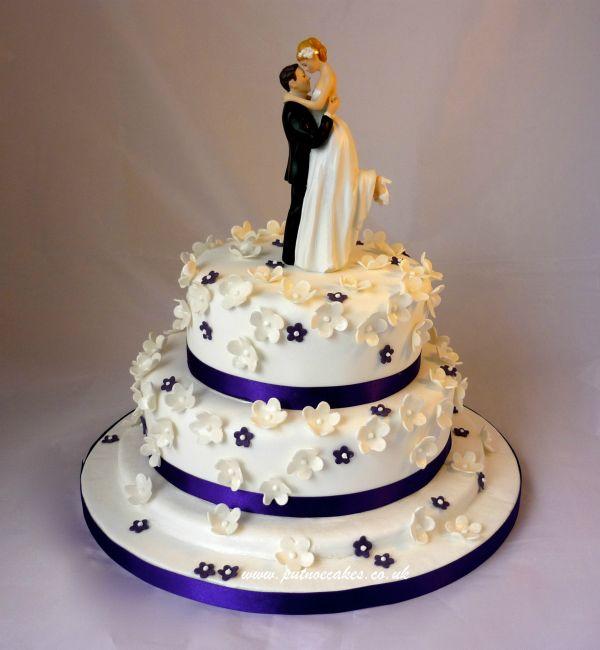 Çok Güzel düğün Pastaları
