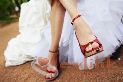 Çok Rahat Gelin Ayakkabı Modelleri