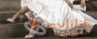 Çok Zarif Gelin Ayakkabı Modeli