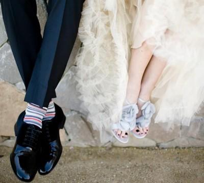 Çoraplara Değil Ayakkabıların Uyumuna Dikkat