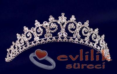 Prenses Gelinliğinizi Tamamlayıcı Çok Güzel Bir Model