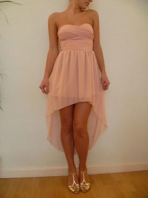 Önü kısa arkası uzun nikah elbise modelleri