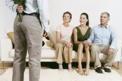 Ailelerin Tanışması