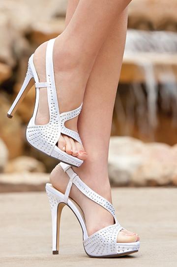 En zarif abiye ayakkabıları
