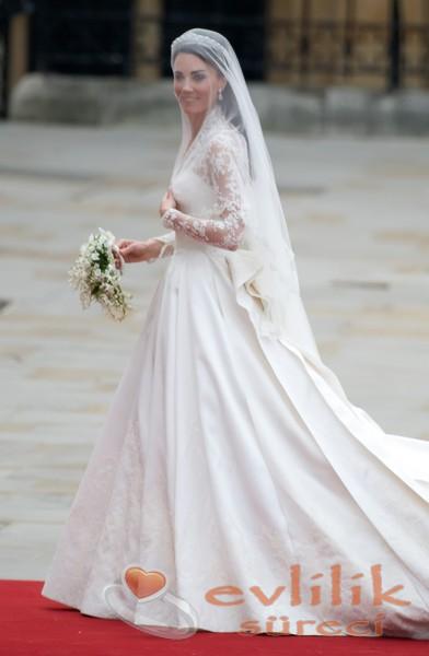 Kate-Middleton-Gelinliğinin-Modeli