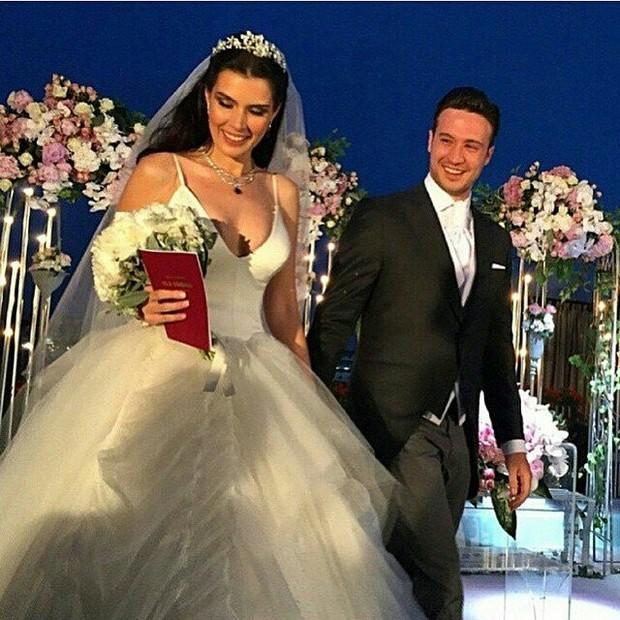 Hatice Şendil Düğünü