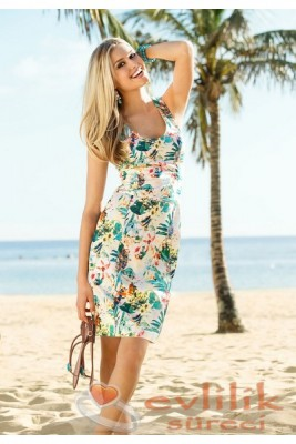 Yaz nişanları için elbise abiye modelleri