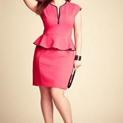 Kilolular için en güzel söz elbise modelleri
