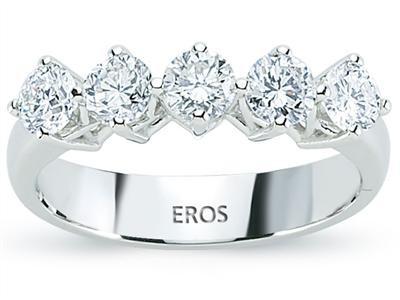 En İyi 5 Taş Pırlanta Markaları Eros