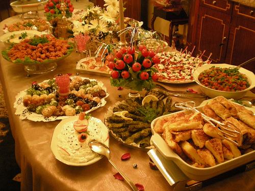 Nişan Yemek Menüsü