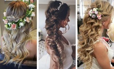 En Güzel Gelin Saçı Tasarımları