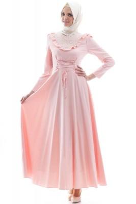 En Güzel Kapalı Söz Elbise Modelleri