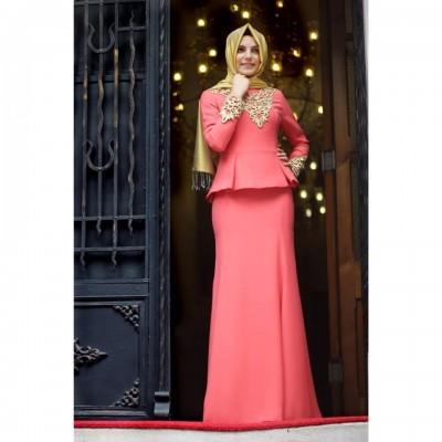 En Güzel Tesettür Söz Elbise Modelleri 2016