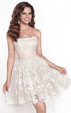 En Güzel Straplez Nikah Elbise Modelleri