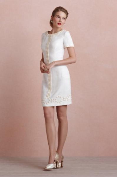 Sade ve Şık Nikah Elbise Modelleri 2016