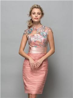 En Güzel Kısa Söz Elbise Modelleri 2016