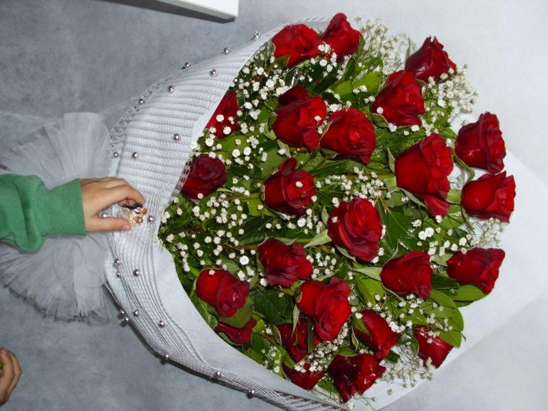 En Güzel Çiçek Buketi