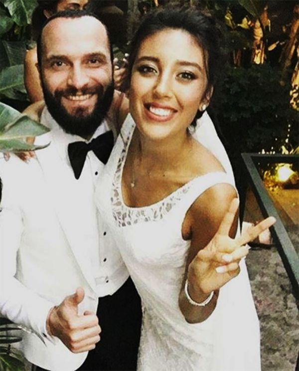 Şarkıcı Berkay ve Özlemin Muhteşem Düğününden Kareler