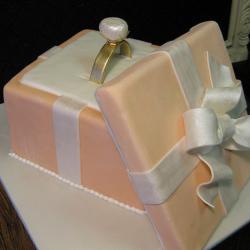En Özel Gününüze En Özel Nişan Pastası Modeli