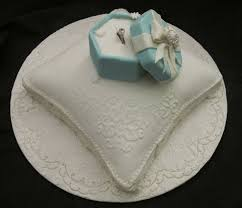 Nişan Gününüz İçin Oldukça Anlamlı Nişan Pastası Modeli