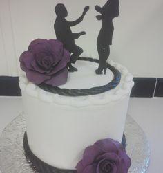Nişan Gününüze Özel Nişan Pastası Modeli
