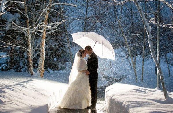 En Güzel Kış Düğünü