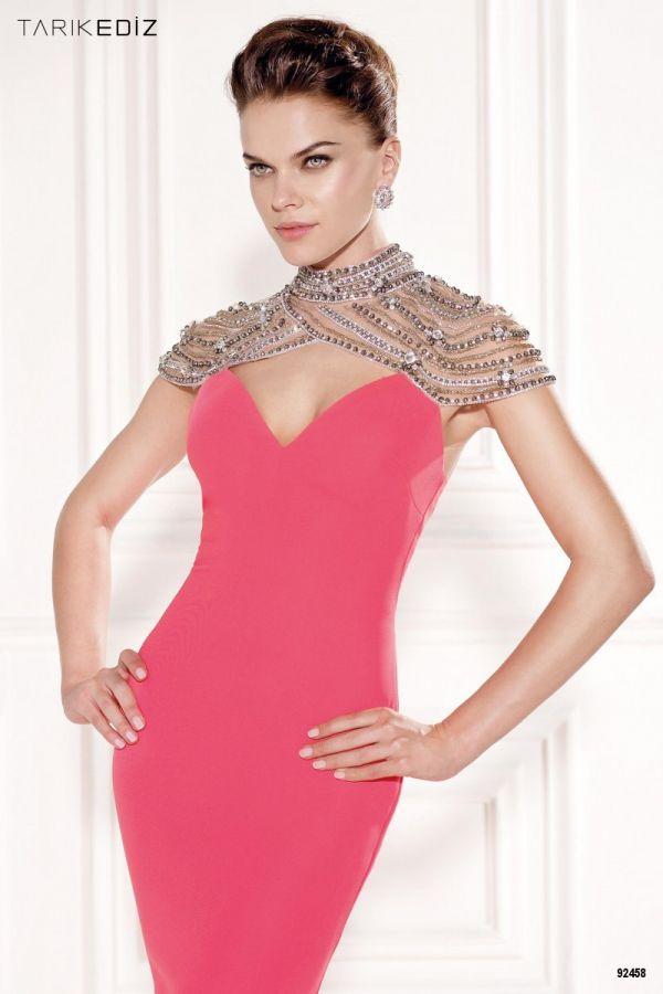 En Gösterişli Nişan Elbise Modelleri