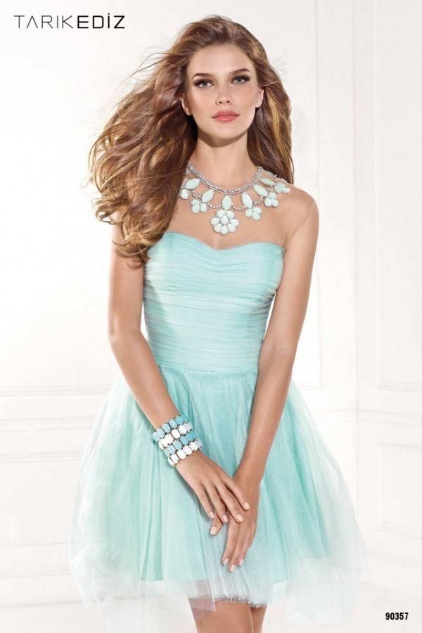 Nişan İçin En Güzel Mini Elbise Modelleri