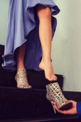 Rn Güzel Nişan ayakkabısı Modelleri