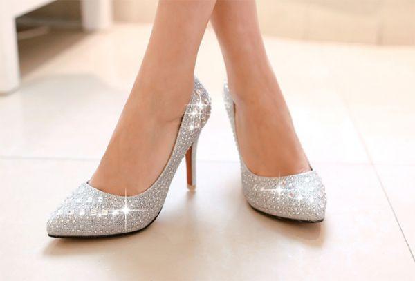 En İddialı Nişan Ayakkabısı Modelleri 2017