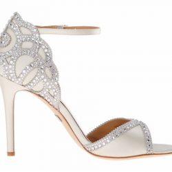 En yeni gelin ayakkabısı modelleri 2017