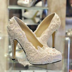 2017 gelin ayakkabısı modelleri