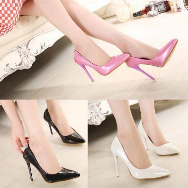 Birbirinden Şık Nişan Ayakkabı Modelleri