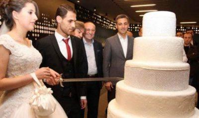 Diyalog Müzasinde Gerçekleşen Dünya'nın İlk Nikah Töreni