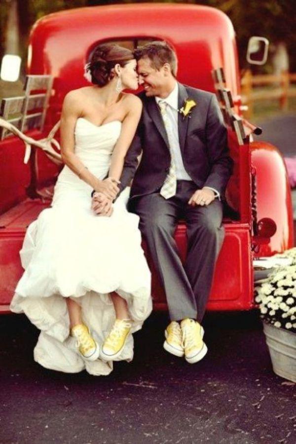 En Güzel Spor Tarz Gelin Ayakkabısı Modelleri