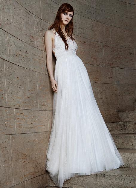 Vera Wang Koleksiyonundan En Güzel Vakko Gelinlik Modelleri