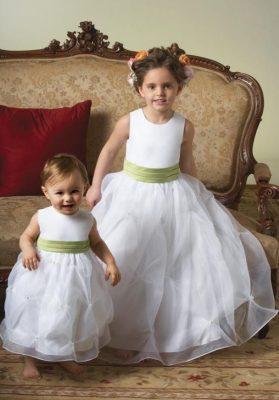 Çocuk Gelinlik Modelleri 2017