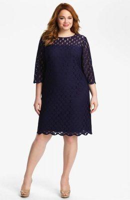 2018 Kilolu Söz Elbise Modelleri