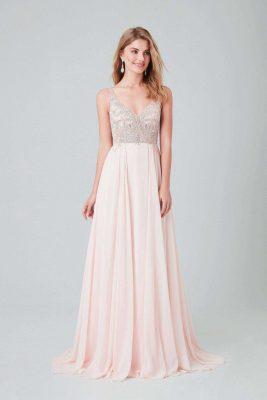Şifon Söz Elbise Modelleri 2019