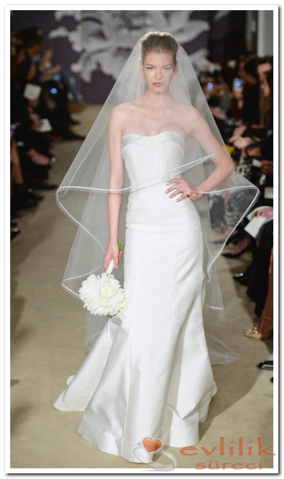 Vera Wang Defilesinden En Güzel Modeller