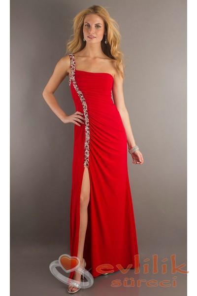 Çok asil elbise modelleri