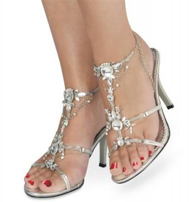 Çok güzel abiye ayakkabıları