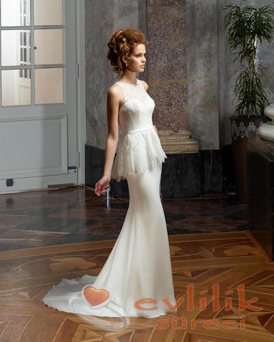 En güzel nikah elbiseleri