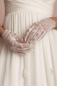En güzel gelin eldiven modelleri