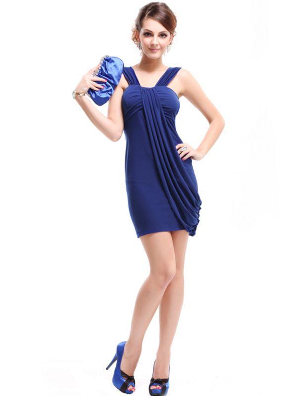 Çok iddialı abiye elbise modeli 2015