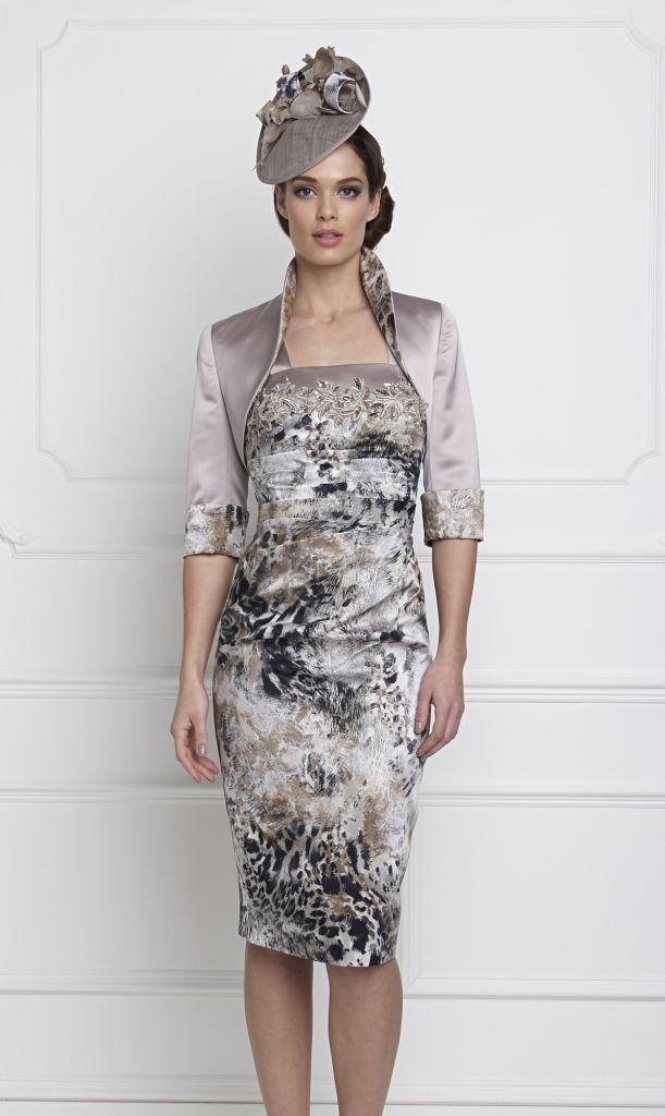 En Zarif Bolerolu Elbise Modelleri