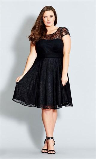 Kilolular için süslemeli söz elbise modelleri