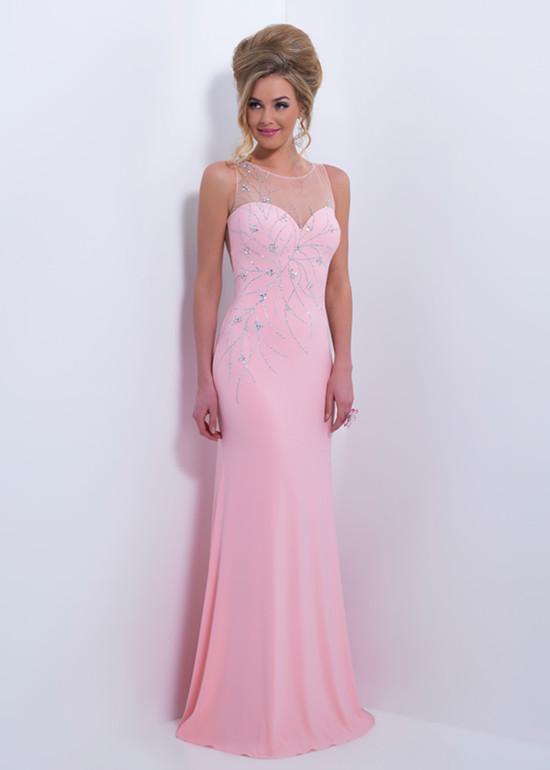 En Zarif Pembe Nişan Elbise Modelleri